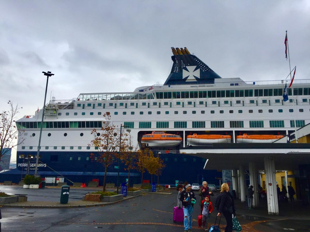 Copenhagen to Oslo Cruise viaDFDS